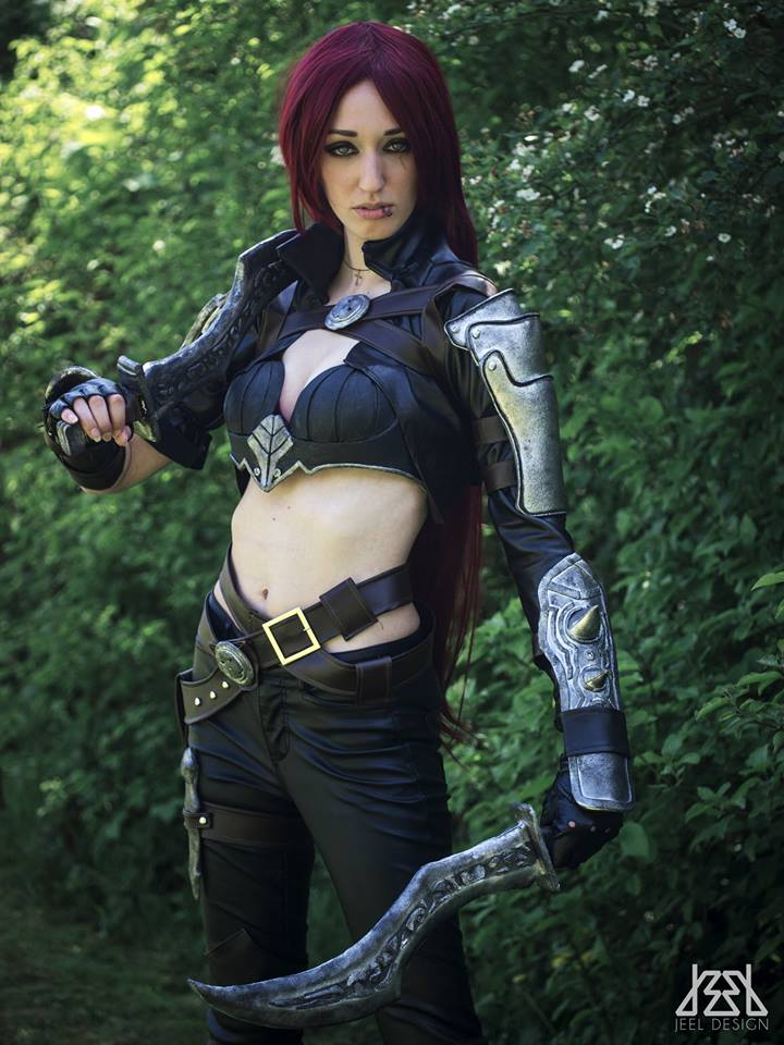 katarina - League of Legends Cosplay by Abaddone-Cosplay ...