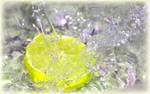 Lemon in a splaash!