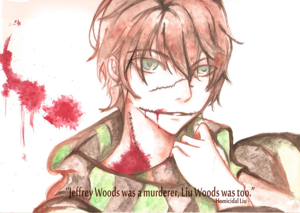 Homicidal Liu by H1m3-Ch4n