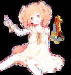 Render Anime Girl.