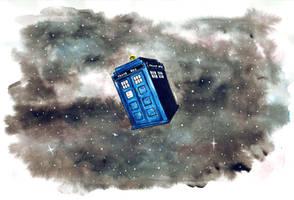 TARDIS by thegreatperhapss