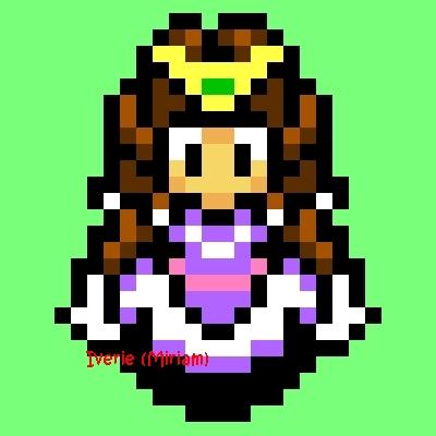16 Bit Zelda By Iverie On Deviantart