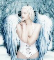 Winter Angel by Emerald-City-Digital