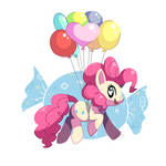 [Commission] Balloons!