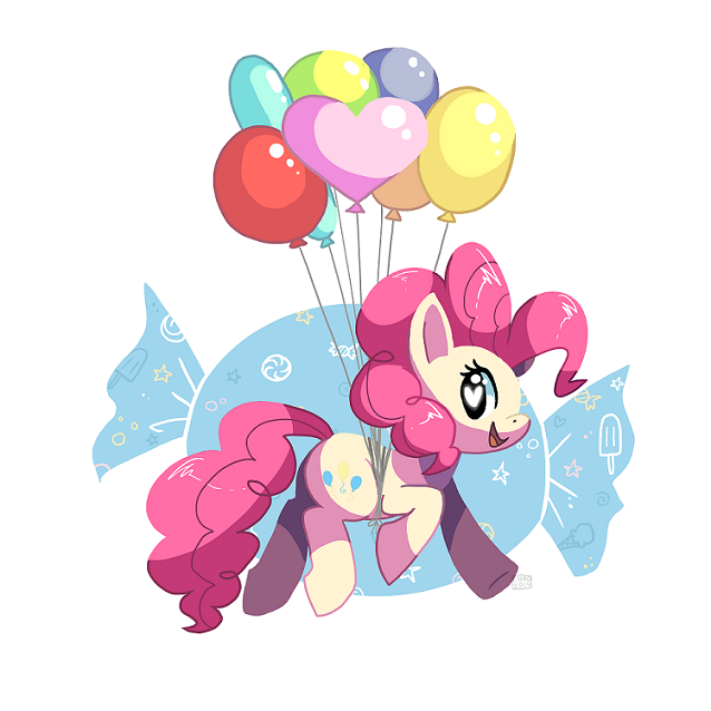 [Commission] Balloons! by ChocoChaoFun