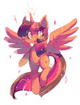 princess twilight SPARKLE get it?!