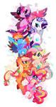 New Rainbow Power