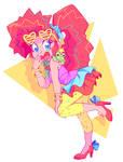 Pop Star Pinkie Pie