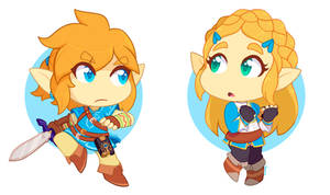 BOTW Charms
