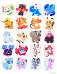 Poke Stickers 02
