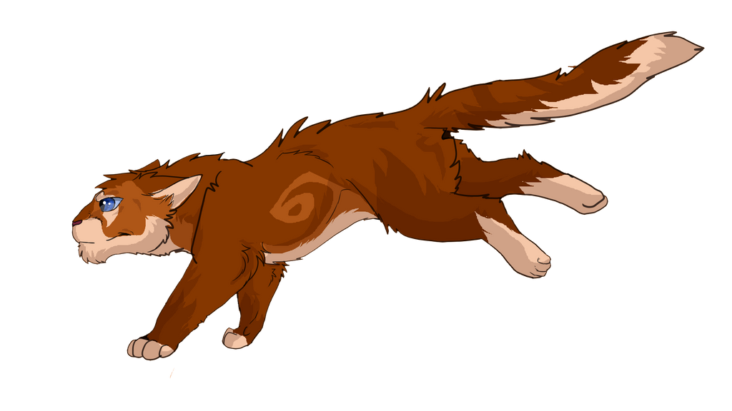 Flametail by Dawnheart101