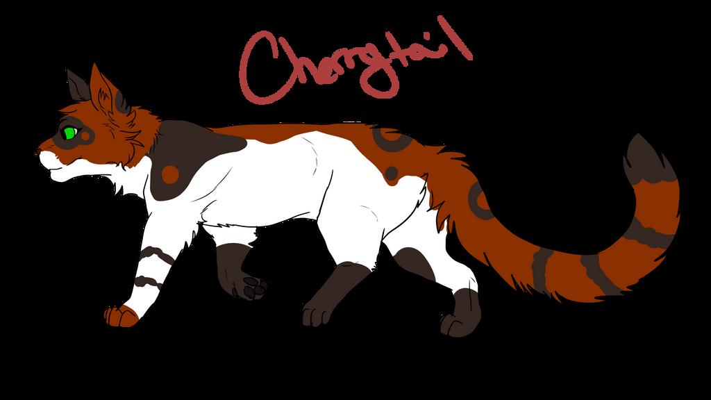 Warrior Cats Cherrytail