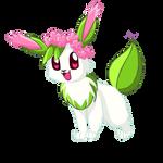 Four-Seasons-of-Eevee: Spring