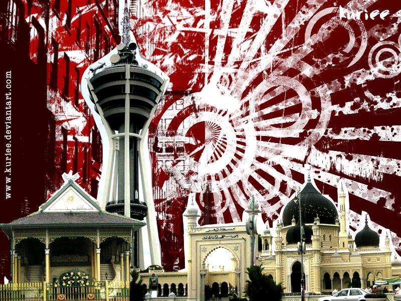 Malaysia Building by kuriee