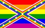 Confederate pride flag version 1