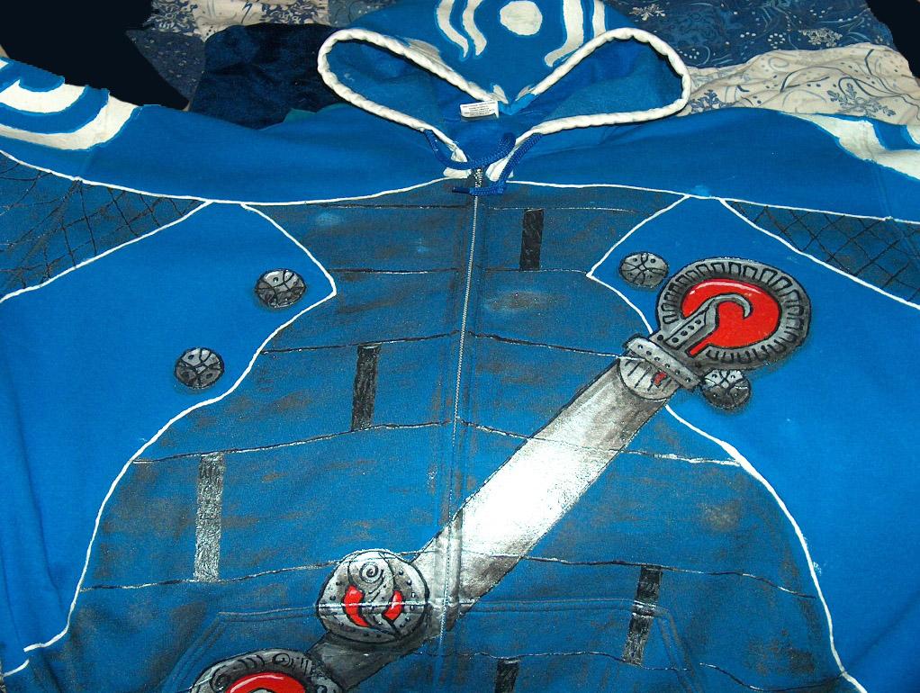 jace beleren hoodie - photo #12
