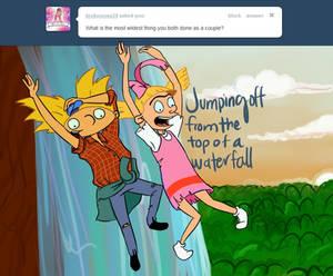 HA: Waterfall