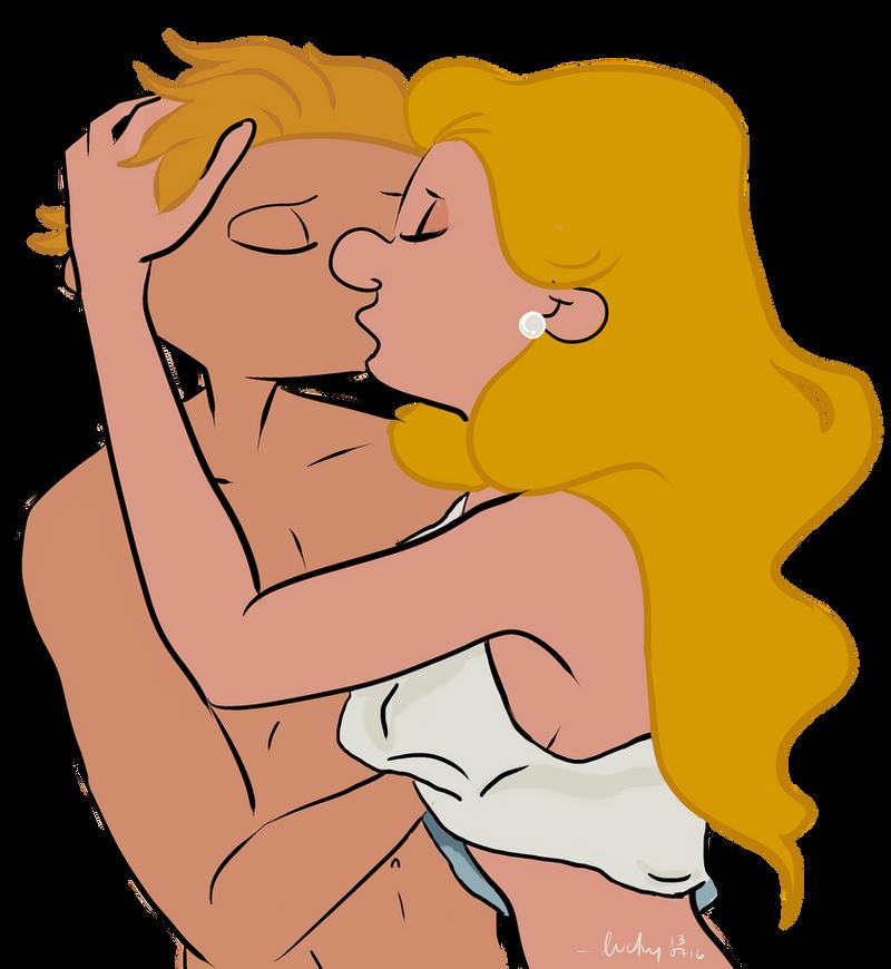 HA: Kiss Me Longer by InvisibleDeath