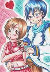 KAITO and MEIKO