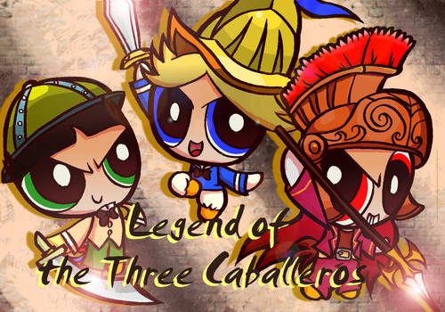 Legend of the Three Caballeros  RRB version
