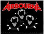 Black Cerberus Barking