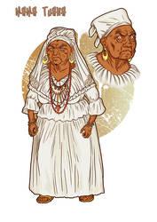 Mama Tuana by yeneba