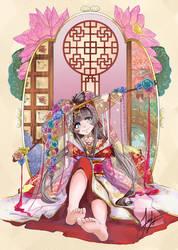 Principessa-cinese won 8th csp contest #15