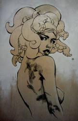 Medusa wood