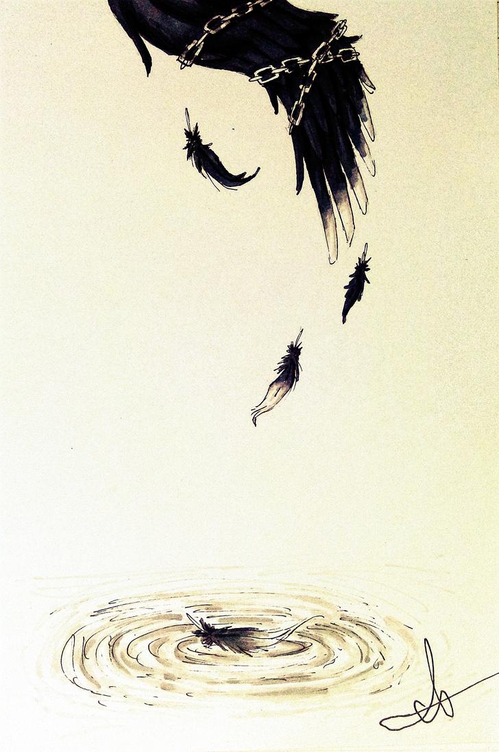 The Falling Is Near by SilentSilverFang
