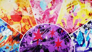 Wallpaper - The Elements