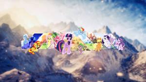 Super Best Friends Forever - Wallpaper