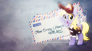 Mail For You - Wallpaper [MLP]
