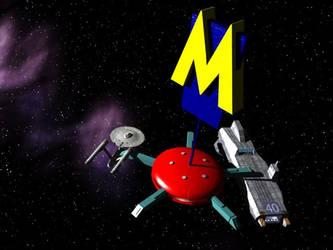 SQ3 Monolith Burger (remake, with ships) by Aleksahka-Linov