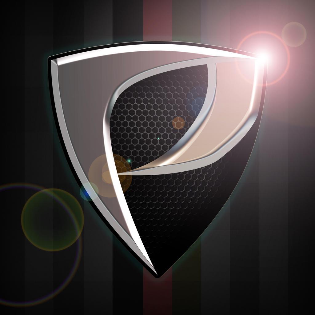 logo by sajadeto...P Logo