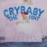 FONT   CRYBABY by DearTeddybear