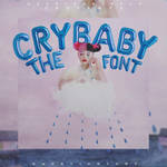FONT | CRYBABY