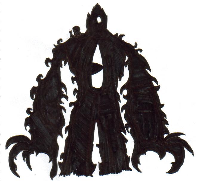 demon of Darkness by DarkDraw