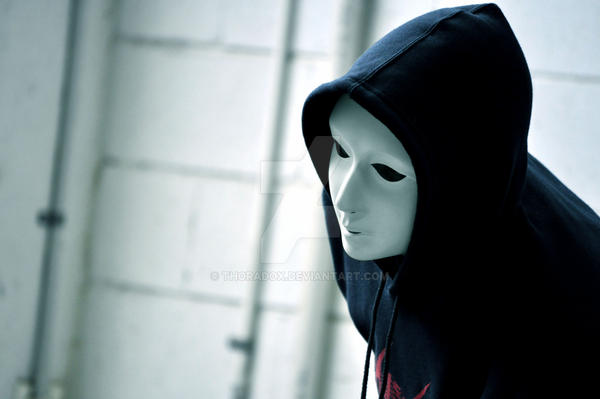 The Hooded Figure by Thoradox on DeviantArt