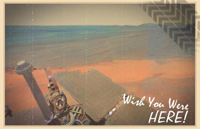 WE MARS NOW