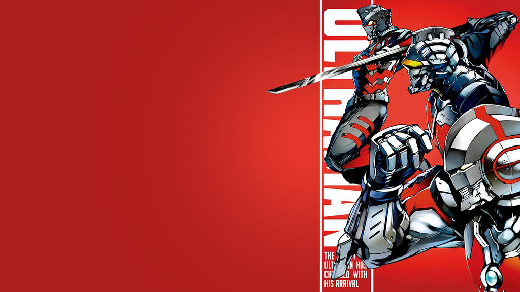 Ultraman Manga Wallpaper