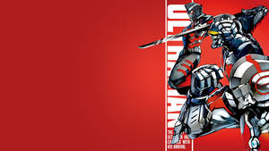 Ultraman Manga 2015 - 1366x768