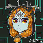 Commission: Chibi Midna Icon