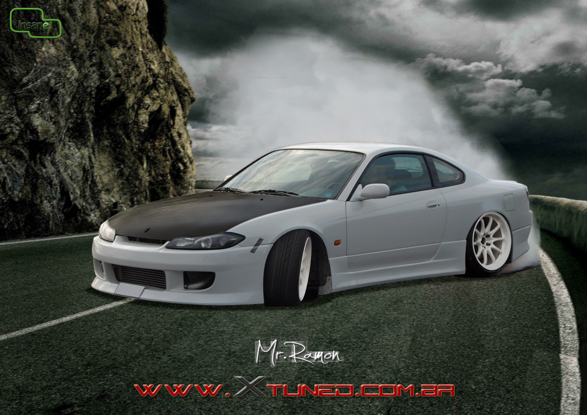 nissan silvia s15 drifting by mr ramon