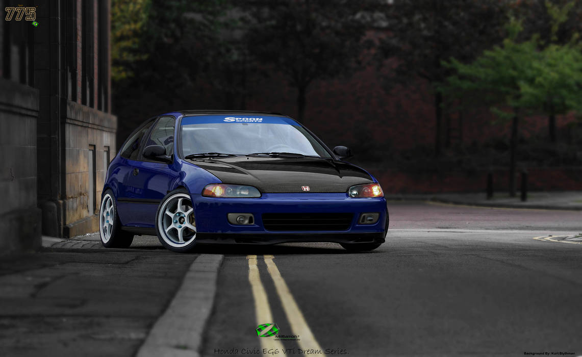 Honda Civic VTi Dream Series