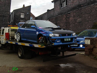 Subaru Impreza Touge Failed by Mr-Ramon