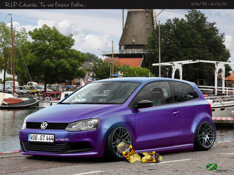 Vw Polo by Mr-Ramon