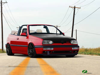 Golf MK3 Daily Driven by Mr-Ramon