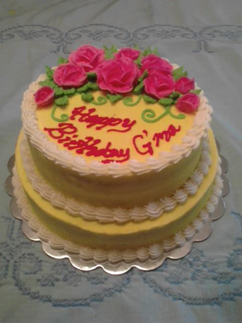 Grandmas Birthday Cake By Nickofthewolves On Deviantart