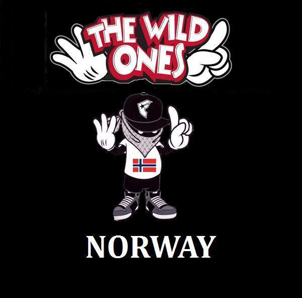 The Wild Ones Norway Crew Logo