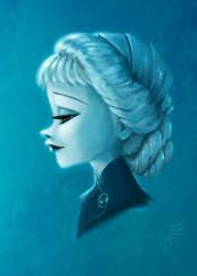 Elsa by gabrielleandhita